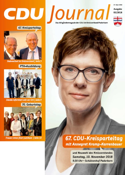 CDU Journal 032018 COVER